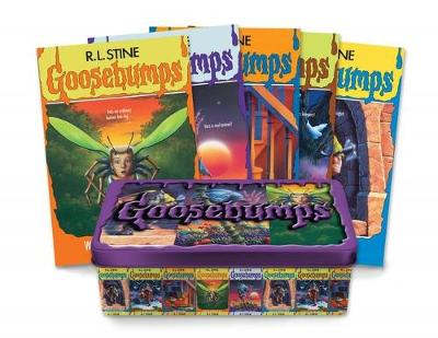 Goosebumps 25th Anniversary Retro Set - Goosebumps (Paperback)