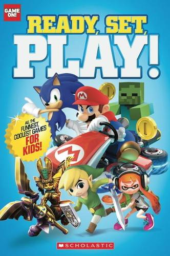 Ready, Set, Play! (Paperback)