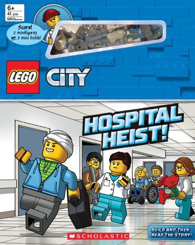 LEGO City: Hospital Heist! - LEGO City