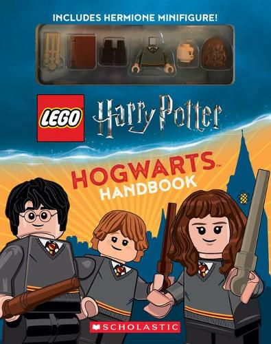 Hogwarts Handbook (LEGO Harry Potter) - LEGO Harry Potter (Paperback)