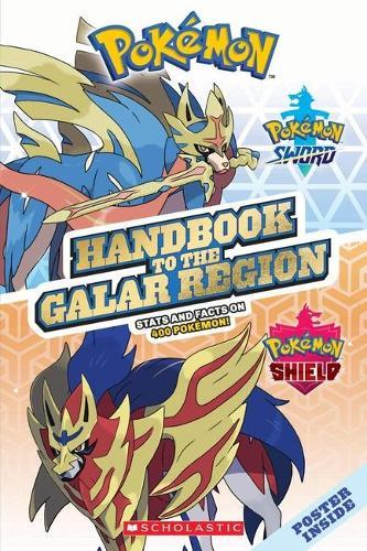 Handbook to the Galar Region - Pokemon (Paperback)
