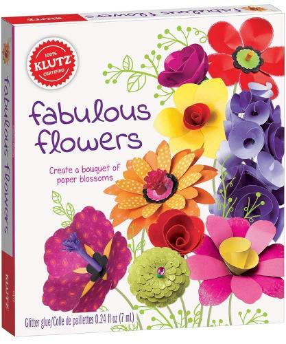 Fabulous Flowers - Klutz