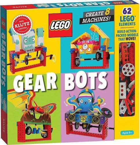 LEGO Gear Bots - Klutz