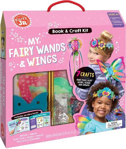 My Fairy Wands & Wings - Klutz Junior