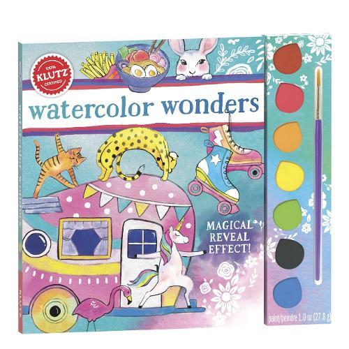 Watercolor Wonders - Klutz (Paperback)
