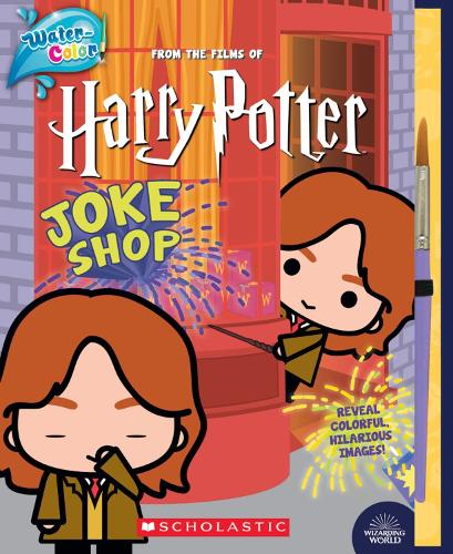 Harry Potter: Joke Shop: Water-Color! - From the Films of Harry Potter (Hardback)