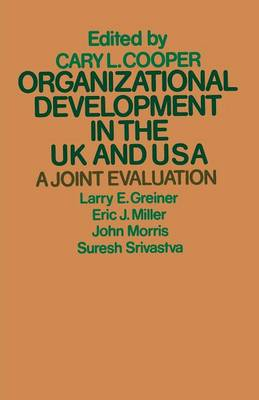 Organizational Development in the UK and USA: A Joint Evaluation (Paperback)