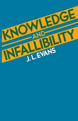 Knowledge and Infallibility (Paperback)