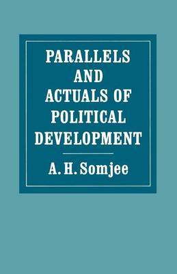 Parallels and Actuals of Political Development (Paperback)