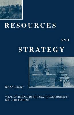 Resources and Strategy (Paperback)