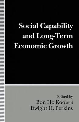 Social Capability and Long-Term Economic Growth (Paperback)