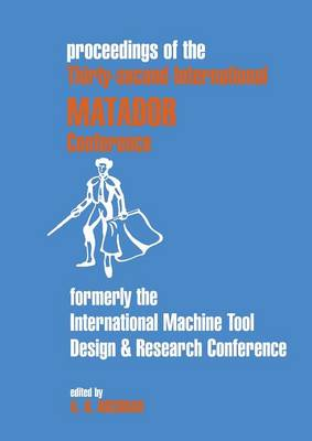 Proceedings of the Thirty-Second International Matador Conference (Paperback)