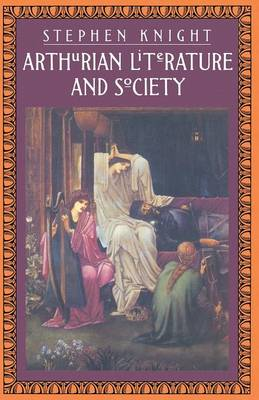 Arthurian Literature and Society (Paperback)