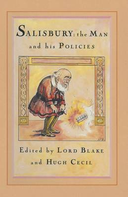 Salisbury 1987: The Man and His Policies (Paperback)