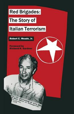 Red Brigades: The Story of Italian Terrorism (Paperback)