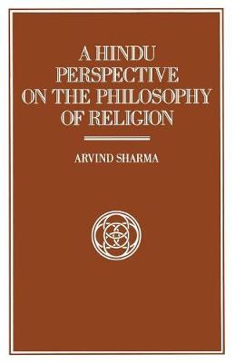 A Hindu Perspective on the Philosophy of Religion (Paperback)