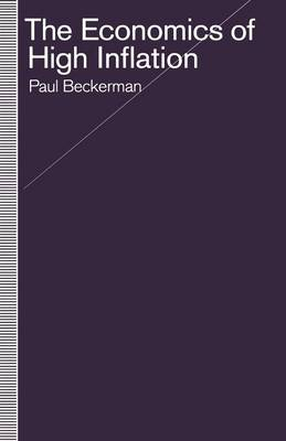 The Economics of High Inflation (Paperback)