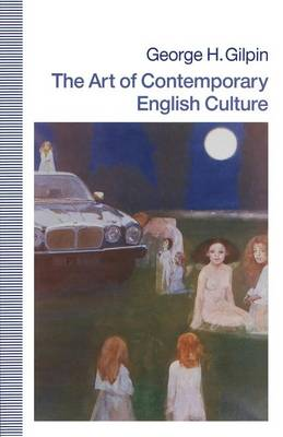 The Art of Contemporary English Culture (Paperback)