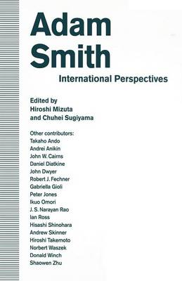 Adam Smith: International Perspectives (Paperback)