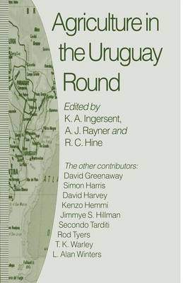 Agriculture in the Uruguay Round (Paperback)