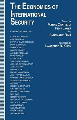 The Economics of International Security: Essays in Honour of Jan Tinbergen (Paperback)
