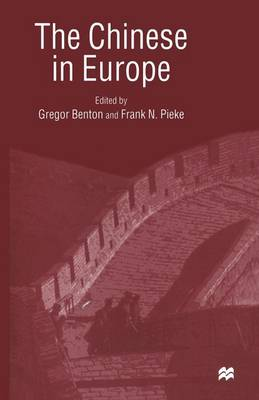 The Chinese in Europe (Paperback)