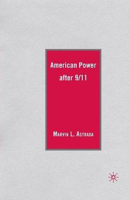 American Power after 9/11 (Paperback)
