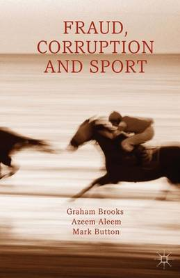 Fraud, Corruption and Sport (Paperback)