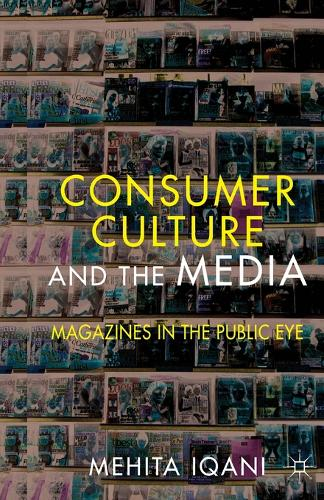Consumer Culture and the Media: Magazines in the Public Eye (Paperback)