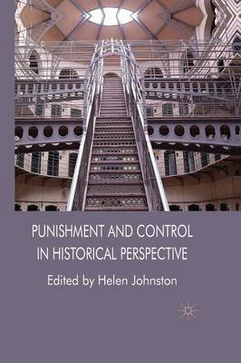 Punishment and Control in Historical Perspective (Paperback)