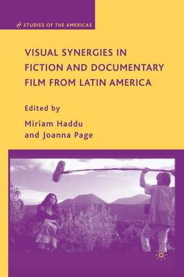Visual Synergies in Fiction and Documentary Film from Latin America - Studies of the Americas (Paperback)