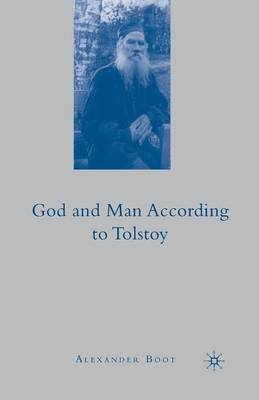 God and Man According To Tolstoy (Paperback)