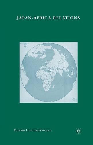 Japan-Africa Relations (Paperback)