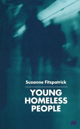 Young Homeless People (Paperback)