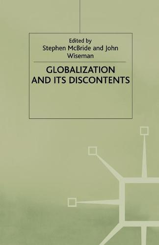 Globalisation and its Discontents (Paperback)