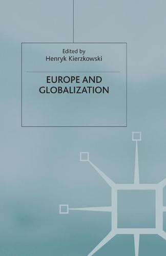 Europe and Globalization (Paperback)