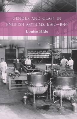 Gender and Class in English Asylums, 1890-1914 (Paperback)