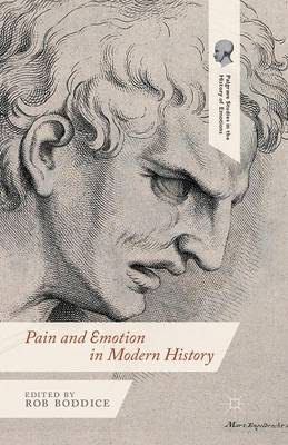 Pain and Emotion in Modern History - Palgrave Studies in the History of Emotions (Paperback)