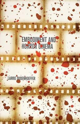Embodiment and Horror Cinema (Paperback)