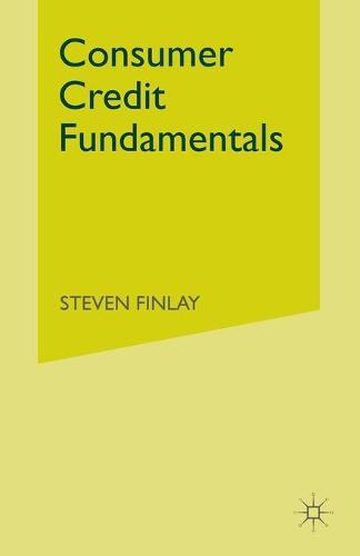 Consumer Credit Fundamentals (Paperback)