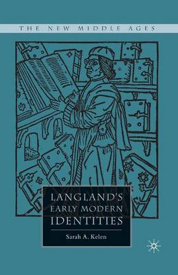 Langland's Early Modern Identities - The New Middle Ages (Paperback)