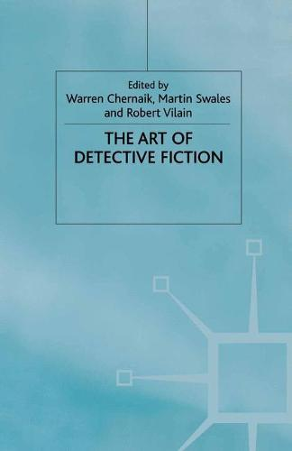 The Art of Detective Fiction 2000 (Paperback)