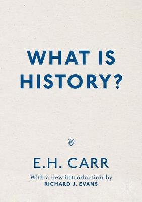 What is History?: With a new introduction by Richard J. Evans (Paperback)