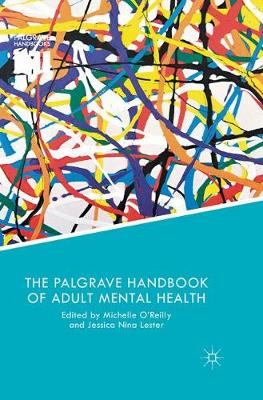 The Palgrave Handbook of Adult Mental Health (Paperback)