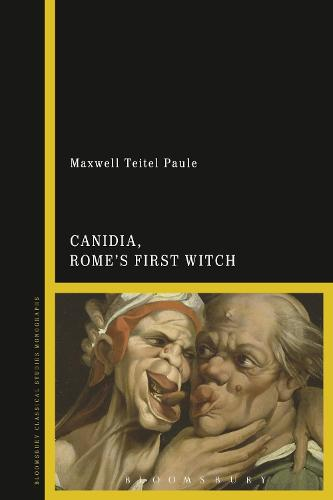 Canidia, Rome's First Witch (Hardback)