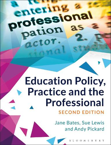 Education Policy, Practice and the Professional (Paperback)