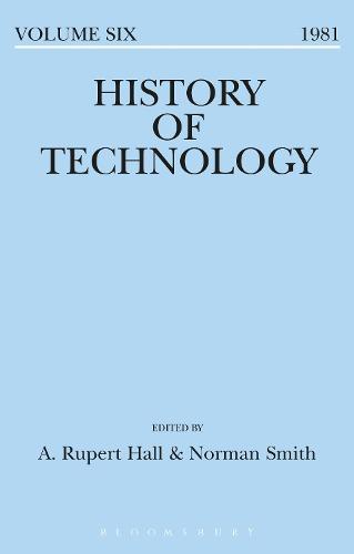 History of Technology Volume 6 - History of Technology (Hardback)
