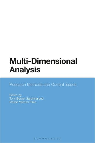Multi-dimensional Analysis: Research Methods and Current Issues (Hardback)