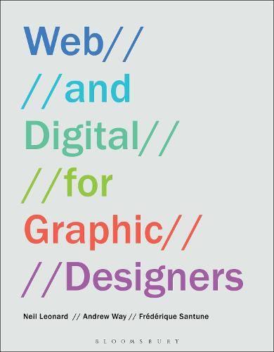 Web and Digital for Graphic Designers (Paperback)