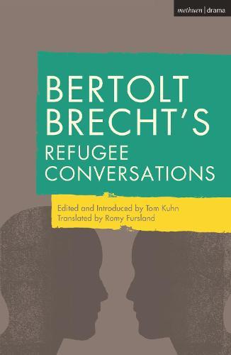 Bertolt Brecht's Refugee Conversations (Paperback)